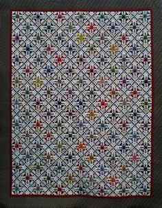 Ohmigosh! Quilt.  Bought this pattern and I'm going to make this...at some point.