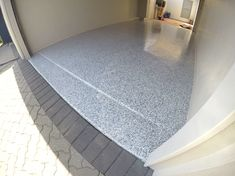 At Coolum Beach Epoxy Floors are in huge demand. Renovators are refreshing oil stained and crack concrete with our epoxy floor coatings. Our Epoxy Floors last for more than 20 years, are hard wearing and stain resistant. Call now on 0424 320 824 for a free measure and quote or visit www.thegaragefloorco.com.au Concrete Garages, Concrete Floors, Concrete Coatings, Floor Coatings, Kitchen Flooring Options, Washable Wallpaper, Metallic Epoxy Floor, Walnut Floors, Epoxy Coating