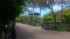 Plaza Machado ..Mazatlán Sinaloa .. Un lugar para disfrutar.