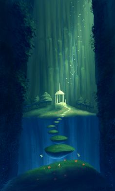 Sanctuary by Linum7.deviantart.com on @deviantART