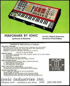 Ionic Performer