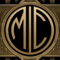 Ho appena creato il monogramma delle mie iniziali in stile grande Gatsby. Prova anche tu!