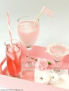 Host A Pink Party For Breast Cancer Awareness — Celebrations at Home