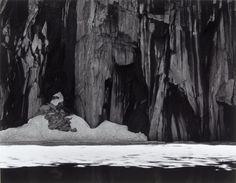 Ice and Cliffs, Kaweah Gap