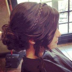 hair color ideas for brunettes colored hair