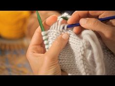 How to Fix Mistakes | Circular Knitting - YouTube