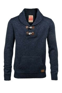 Comfort Classic with Toggle Closure...Hot trend Pull Over