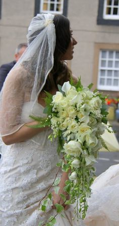 Beautiful shower bouquet by the very talented @Olga Ko Moroz Design Events Jane Thompson