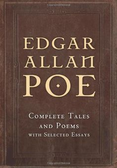 Complete Tails and Poems, E.A. Poe
