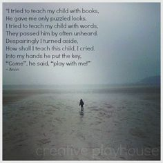 Play With Me Poem | Creative Playhouse