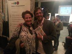 Inspirándome... con Sergio Fernández y su nuevo libro Vivir con Abundancia