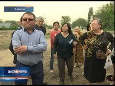 Tantv.kz - Алматыда тағы жер дауы