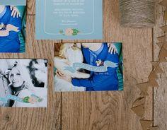 Einladungskarten - SAVE THE DATE Postkarte - ein Designerstück von Stennie bei DaWanda