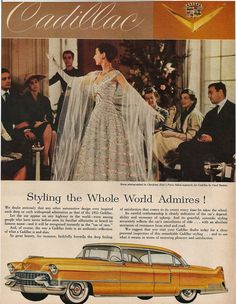 1955 Cadillac Ad-09
