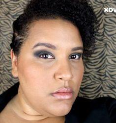 '90s Diva Makeup, En Vogue Edition