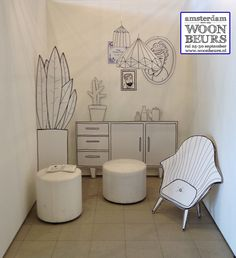 Woonbeurs 2012 sfeerimpressie | vtwonen http://www.vtwonen.nl/inspiratie/hotspot/woonbeurs-2012-2/ Display ideas