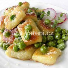 Gnocchi, Ricotta, Potato Salad, Potatoes, Ethnic Recipes, Food, Potato, Essen, Meals