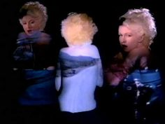 Music video by Cyndi Lauper performing I Drove All Night. (C) 1989 Sony BMG Music Entertainment