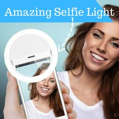 Selfie Light Ring for Phone Rechargable Clip on Selfie Ring Light for Camera Selfie LED Camera Photography Light Protection Eyes Natural Light (White) Ring Light For Camera, Light Ring, Top Gifts For Girls, Gifts For Teens, Girl Gifts, Camera Photography, Light Photography, Happy Christmas Day, Christmas Gifts