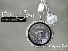 ~ Origami Owl custom locket. Visit me at daviporter.origamiowl.com to Shop! Facebook.com/locketsbydaviporter
