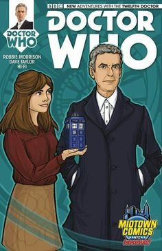 THE TWELTH DOCTOR