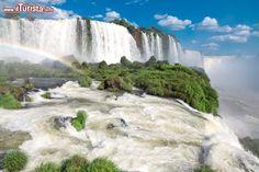 Foz do Igua�u /  Migel / Shutterstock.com Argentina  Tutte le foto: http://www.ilturista.info/ugc/foto_viaggi_vacanze/foz_do_iguacu/parana/ - #immagini #viaggi #viaggiare