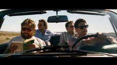 Four of us wolves, running around the desert together, in Las Vegas, looking for strippers and cocaine. So tonight, I make a toast! (The Hangover)