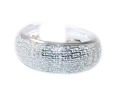 """Samantha """"Blossoming"""" Bangle #cateandchloe #jewelry #silver #bangle #samantha"""