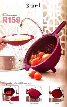 Pasta Maker, Flower Bowl, Kitchen Stuff, Tupperware, Storage Containers, Food Preparation, Bowl Set, Storage Bins