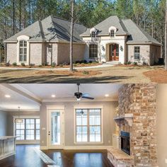 Architectural Designs French Country House Plan 51734HZ. 3 beds and over 2,100 square feet. Plus bonus over the garage. Ready when you are. Where do YOU want to build?