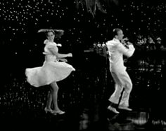 Eleanor Powell, Fred Astaire in Broadway Melody of 1940