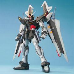 STRIKE NOIR GUNDAM. Price:1432.22 THB. Model series:MG. Scale:1/100