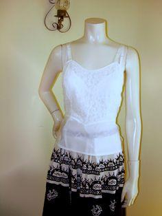 Vintage Camisole Slip is Barbizon Saucy Size 14 by stilettoRANCH, $22.00