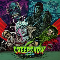Rue Morgue – Exclusive details and images for Waxwork Records' Creepshow vinyl