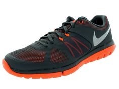 6e6291f676259 Nike Men s Flex 2014 Rn Running Shoes 642791 009 Anthracite Silver Size 10.5