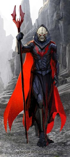 did i ever mention hordak was my fav villain? by *nebezial on deviantART