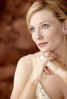 Cate Blanchett by Rossie