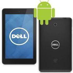 "Dell Venue 7 7"" 16GB Android 4.2 Tablet (Ven7-1666BLK)"