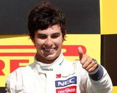 Checo Pérez tiene buenos recuerdos en Silverstone