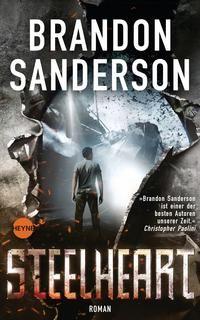 The Book Thief: [Rezension] Steelheart  Actionreich und unglaublich gut ausgearbeitete Ideen!