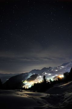 Bettmeralp - Wallis - NightShot