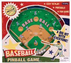 Baseball Pinball by Schylling
