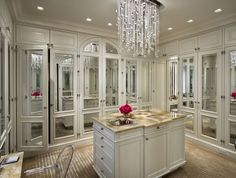 Dressing Rooms of the rich  | found on ramsa com