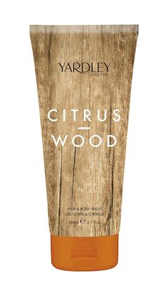 Yardley London Citrus Wood Hair and Body Wash 200 ml * Find out more about the great product at the image link. (This is an Amazon Affiliate link and I receive a commission for the sales)