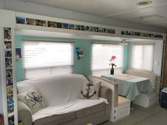 Best camper interior decoration ideas 10
