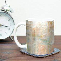 Coffee by CarolLynn Tice 11 oz. Paint Ceramic Coffee Mug