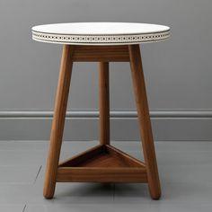Brogue Side Table by www.fao-shop.com