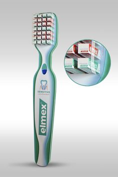 Elmex stand for toothpaste by Slavomír Artim, via Behance Pos Display, Store Displays, Display Design, Booth Design, Wine Display, Display Stands, Exhibition Stall, Exhibition Stand Design, Exhibition Display