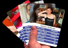 SEO Trading cards! Coming to a store near you ;)