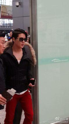 Xia at Guangzhou airport 131122>>>>>ALWAYS